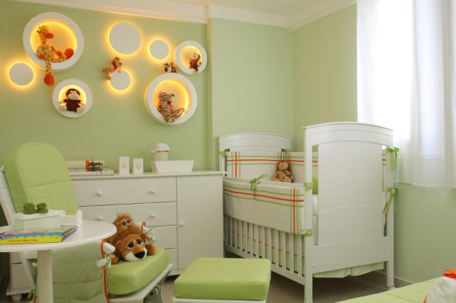 Passos para decoração - Quarto de bebê (1/3)