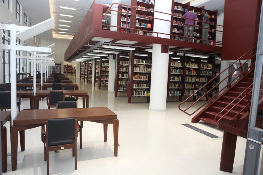 Biblioteca Mário de Andrade (2/5)