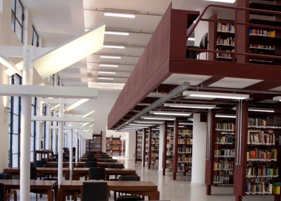 Viajando ao redor do mundo s o paulo brasil a cidade for Biblioteca cologne