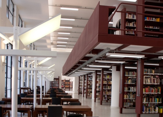 Biblioteca Mário de Andrade (5/5)