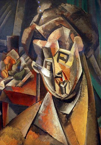 Cubismo e Relativismo - Um salto na dimensão das idéias (1/2)