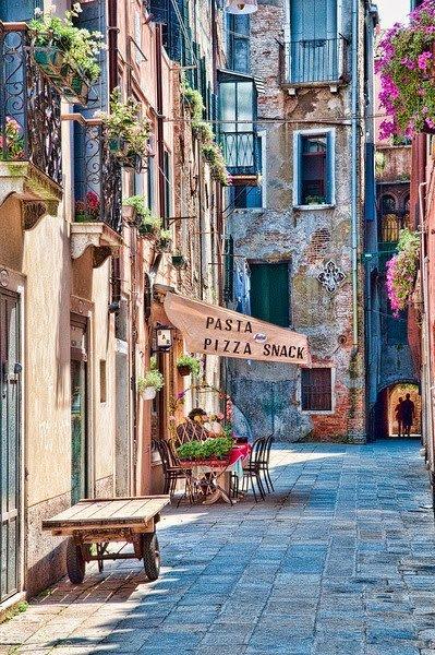 Buon Giorno! Venezia Italia
