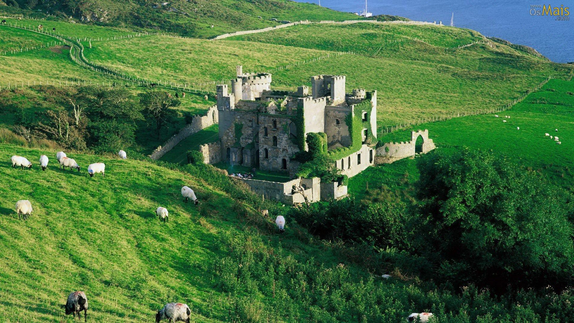 Castelos Medievais Dbora Bonetto