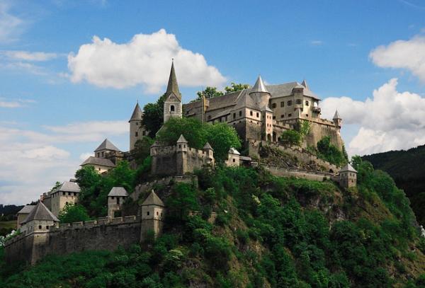Hochosterwitz Castle ,austria