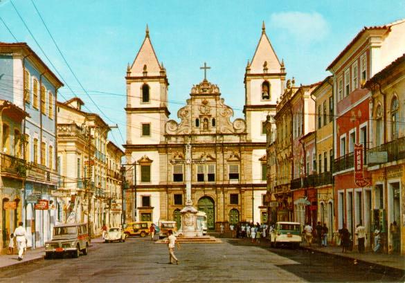 Centro-histórico-de-Salvador