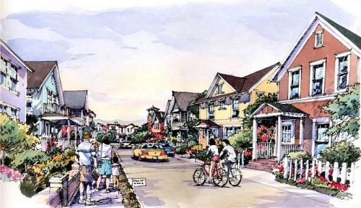 novo urbanismo